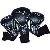 Team Golf New England Patriots 3-Pack Contour Headcovers