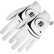 FootJoy Women's WeatherSof Golf Glove - 2 Pack