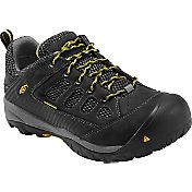 KEEN Men's Tucson Low Waterproof Steel Toe Work Shoes