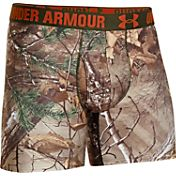 Under Armour Men's Camo Boxerjock Boxer Briefs