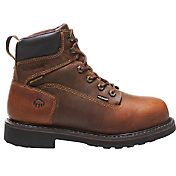 "Wolverine Men's Brek 6"" Waterproof DuraShocks Work Boots"