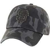 '47 Men's San Francisco Giants Flintlock Franchise Camo Fitted Hat