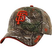 '47 Men's San Francisco Giants Realtree Camo Frost MVP Adjustable Hat