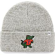 '47 Men's Florida Gators Heathered Grey Brain Freeze Cuffed Knit
