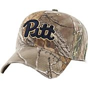 '47 Men's Pitt Panthers Camo Clean Up Adjustable Hat