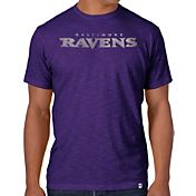 '47 Men's Baltimore Ravens Scrum Wordmark T-Shirt