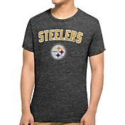 '47 Men's Pittsburgh Steelers Tri-State T-Shirt