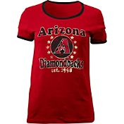 5th & Ocean Women's Arizona Diamondbacks Red T-Shirt