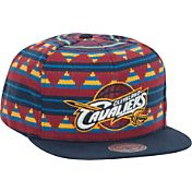 Mitchell & Ness Men's Cleveland Cavaliers MixTec Adjustable Snapback Hat