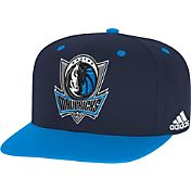 adidas Men's Dallas Mavericks On-Court Adjustable Snapback Hat