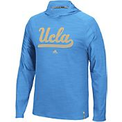 adidas Men's UCLA Bruins True Blue Sideline Training Performance Hoodie