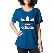 adidas Women's Originals Boyfriend Trefoil Graphic T-Shirt