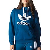 adidas Women's Originals Trefoil Graphic Hoodie