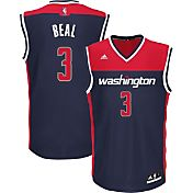 adidas Youth Washington Wizards Bradley Beal #3 Alternate Navy Replica Jersey
