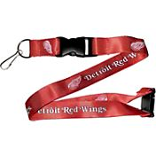 Detroit Red Wings Red Lanyard