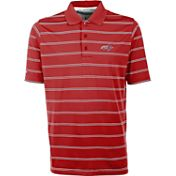Antigua Men's Washington Capitals Deluxe Red Polo Shirt