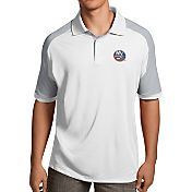 Antigua Men's New York Islanders Century White Polo