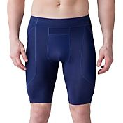 SECOND SKIN Men's QUATROFLX 10'' Compression Shorts