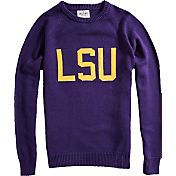Hillflint LSU Tigers Purple School Sweater
