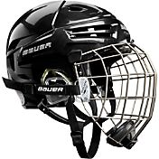 Bauer Senior RE-AKT Ice Hockey Helmet Combo