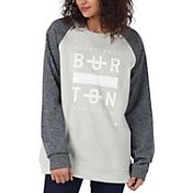 Burton Women's Quartz Crew Long Sleeve Shirt