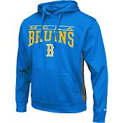 Colosseum Athletics Men's UCLA Bruins True Blue Defend Pullover Fleece Hoodie
