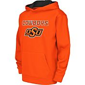 Colosseum Athletics Youth Oklahoma State Cowboys Orange Performance Hoodie