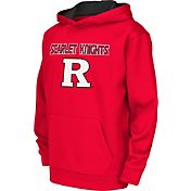 Colosseum Athletics Youth Rutgers Scarlet Knights Scarlet Performance Hoodie