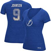 CCM Women's Tampa Bay Lightning Tyler Johnson #9 Home Player T-Shirt