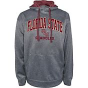 Champion Men's Florida State Seminoles Grey Dominate 2 Hoodie