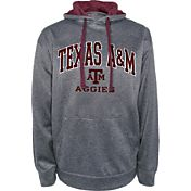 Champion Men's Texas A&M Aggies Grey Dominate 2 Hoodie