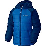 Columbia Boys' Tree Time Puffer Insulated Jacket