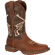 Durango Men's Rebel Crossed Guns Work Boots