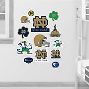 Fathead Notre Dame Fighting Irish Logo Assortment Wall Graphic