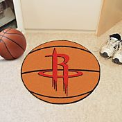 FANMATS Houston Rockets Basketball Mat