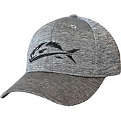 Field & Stream Collegiate Stretch Fit Fish Icon Cap