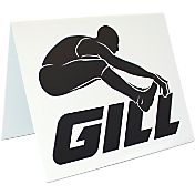 Gill Take-Off Board Marker Set