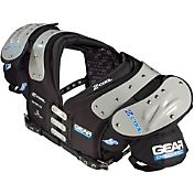 Gear Pro-Tec Varsity Z-Cool Pro QB/DB/WR Football Shoulder Pads