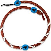 GameWear Carolina Panthers NFL Classic Spiral Football Necklace