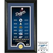 Highland Mint Los Angeles Dodgers 'Legacy' Supreme Bronze Coin Photo Mint