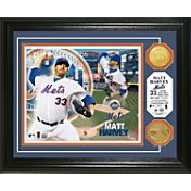 Highland Mint New York Mets Matt Harvey Photo Mint