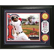 Highland Mint Boston Red Sox Dustin Pedroia Photo Mint