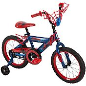Huffy Boys' Marvel Spider-Man 16'' Bike