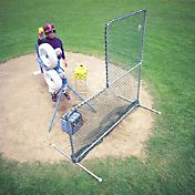 Jugs 7' Quick-Snap Baseball Pitcher's Protective Screen