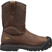KEEN Men's Milwaukee Wellington Steel Toe Work EH Waterproof Work Boots