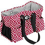 Georgia Bulldogs Double-Diamond Junior Caddy Tote