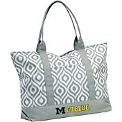 Michigan Wolverines Ikat Tote