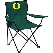 Oregon Ducks Team-Colored Canvas Chair