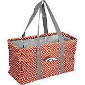 Denver Broncos Double-Diamond Picnic Caddy