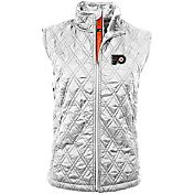 Levelwear Women's Philadelphia Flyers Morningstar Quilted Vest